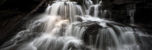 Visiting Rosecrans and McElhatten Falls
