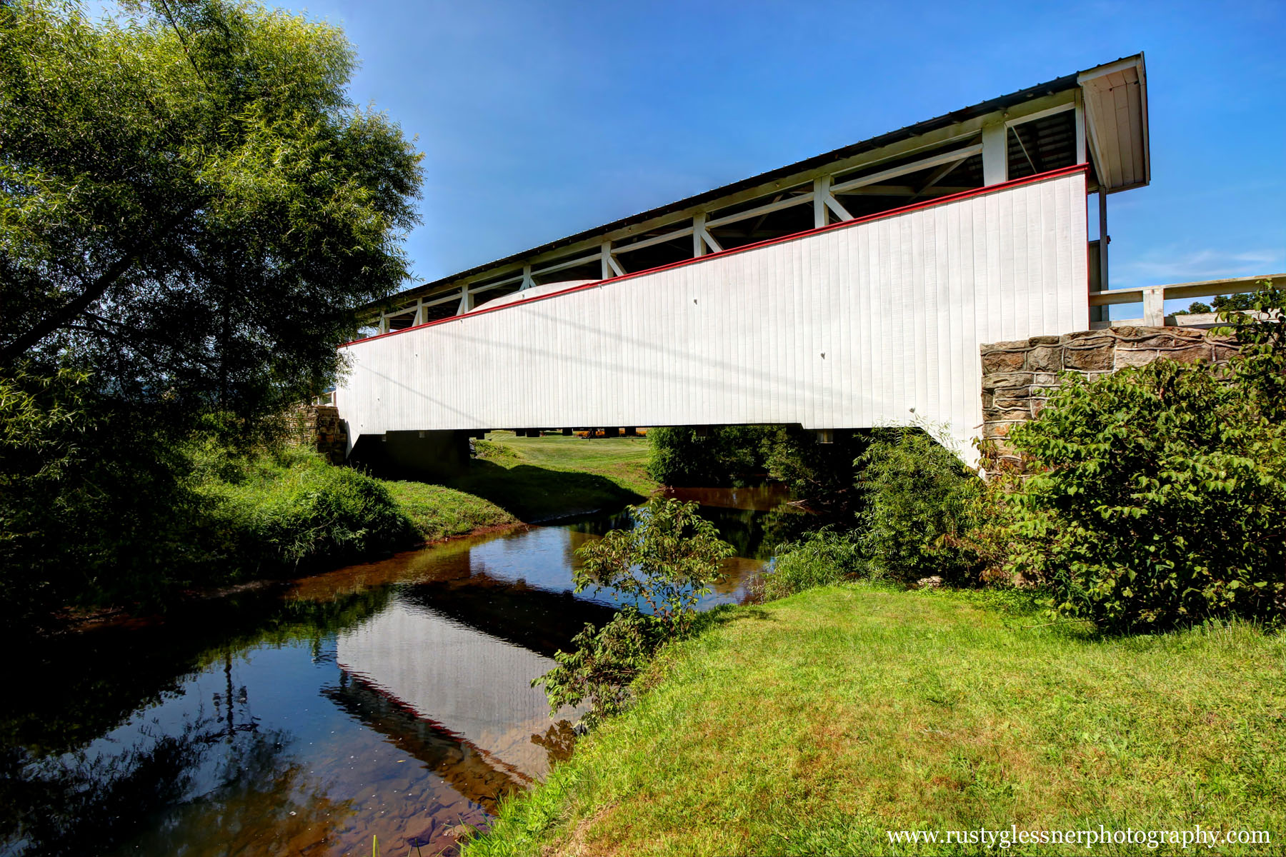 Ryot Covered Bridge, Bedford County, Pennsylvania