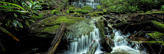 Visiting Yost Run Falls