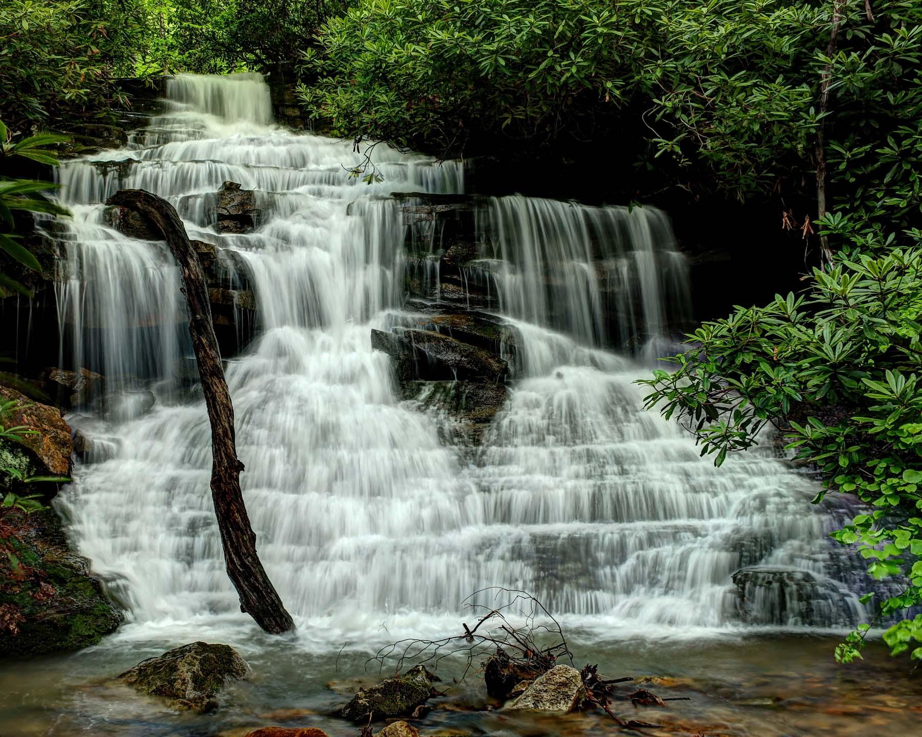 Sugar Run Falls, Ohiopyle State Park