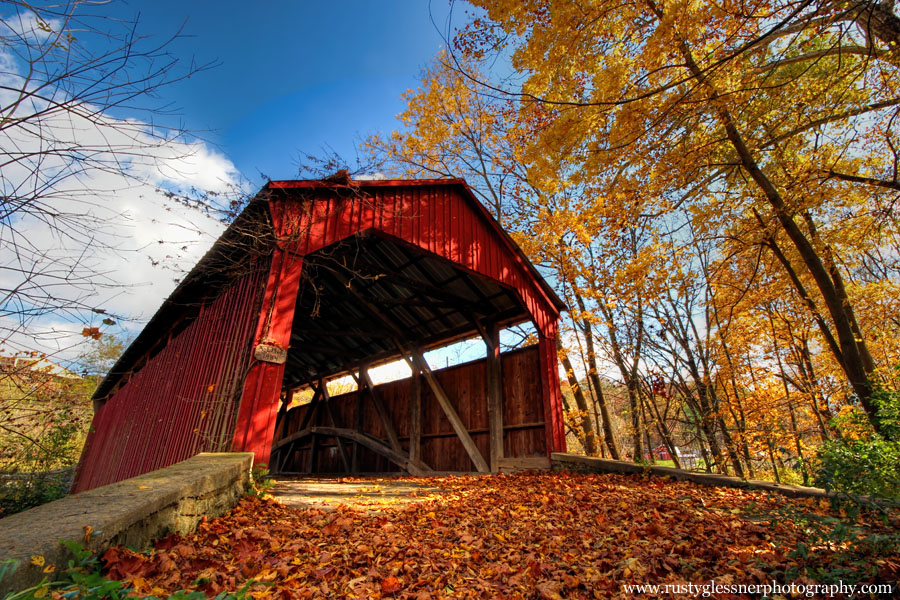 Aline Covered Bridge, Snyder County, PA.