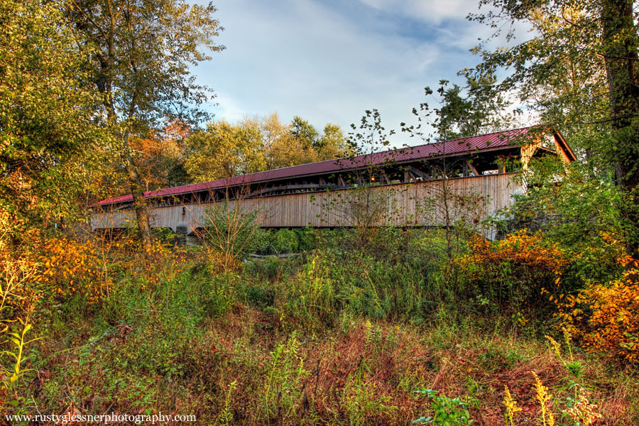 Academia/Pomeroy Covered Bridge, Juniata County, PA