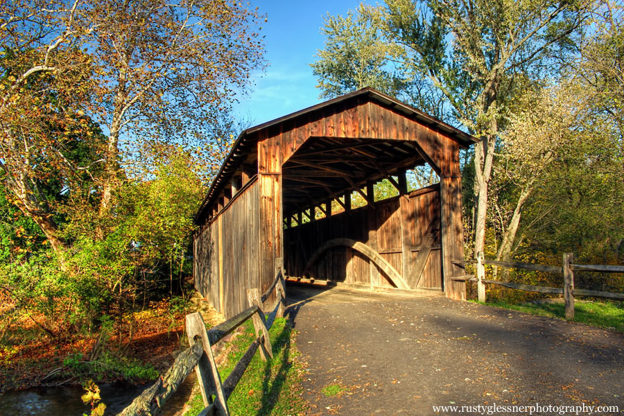 Port Royal Covered Bridge, Juniata County, PA.