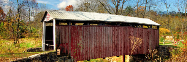 Visiting the Covered Bridges of Snyder, Perry, and Juniata Counties (PA).