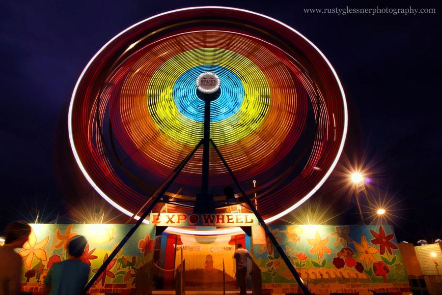 Expo Wheel, Somerset County Fair - 8.18.2014