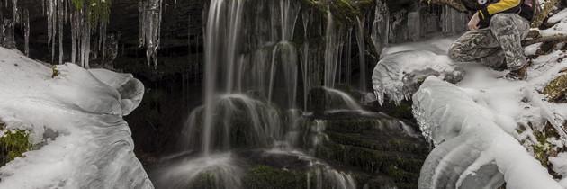 Visiting Panther Hollow Falls