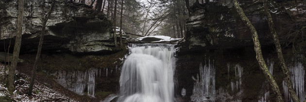 "Visiting the ""Waterfall Wonderland"" in Sullivan County"