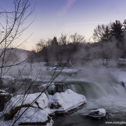Visiting Ohiopyle State Park – 2.28.2015