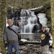 Yost, Kyler Fork, Rosecrans, and McElhattan Falls 3.16.2015
