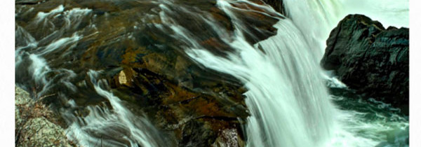 The Waterfalls of Ohiopyle State Park Version 2.0 Now Available