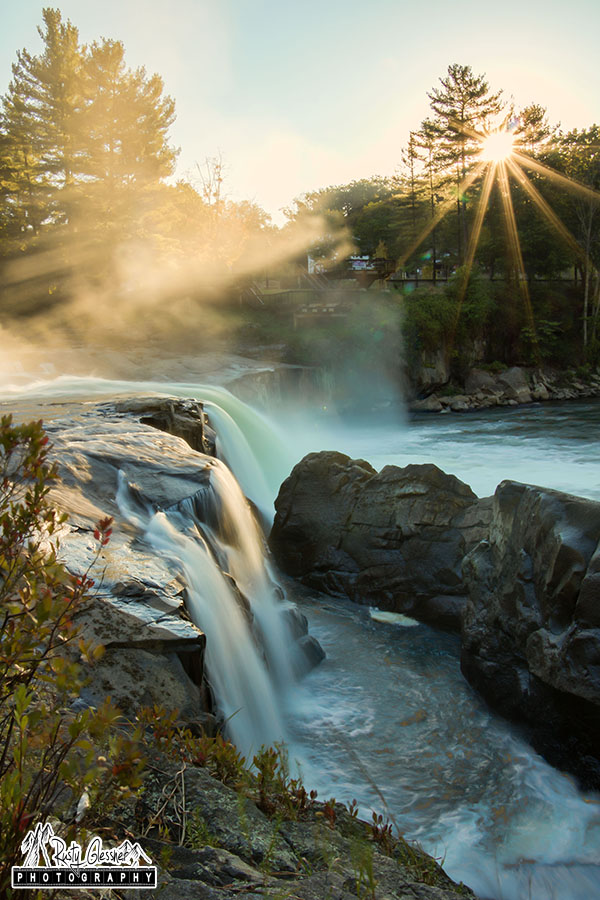 Ohiopyle Falls, Ohiopyle State Park, Fayette County, PA