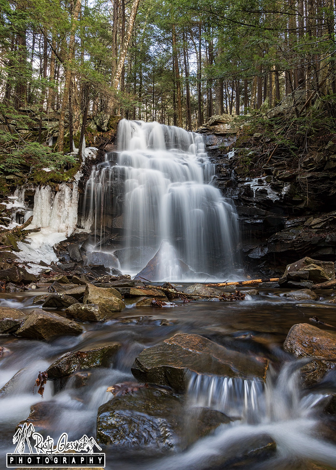 Dutchman Falls, Worlds End State Park - 1.4.2017