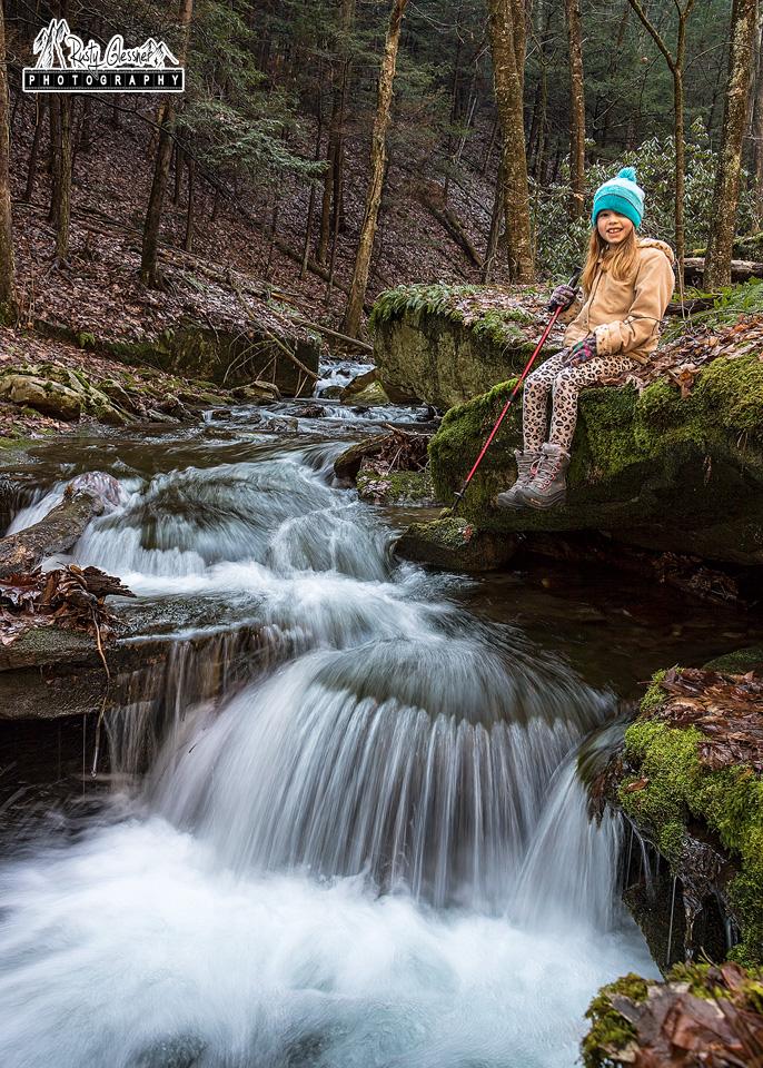 Laurel Draft Trail, Quehanna Wild Area, Cameron County, PA.