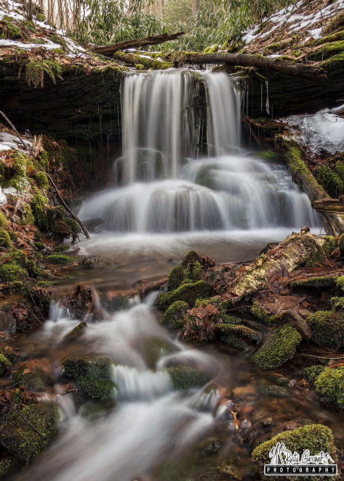 Panther Hollow Falls, Sproul State Forest, Clinton County, PA