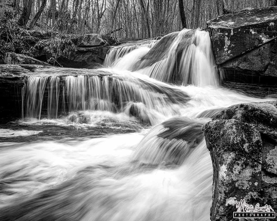 Bruner Run, Ohiopyle State Park, Fayette County, PA - 3.21.2017