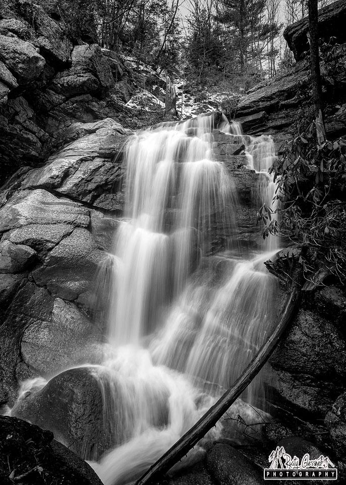 Swatara Falls, Schuylkill County, PA - 3.25.2017