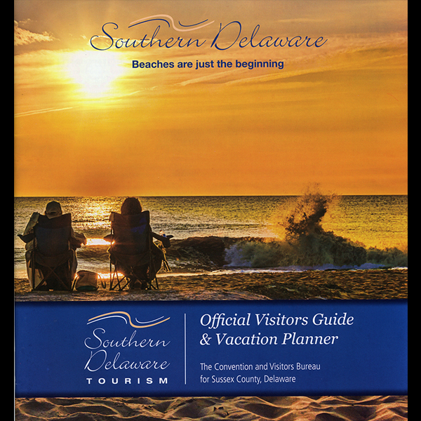 2018-Southern-Delaware-Visitors-Guide-front-cover-Rusty-Glessner-Photography