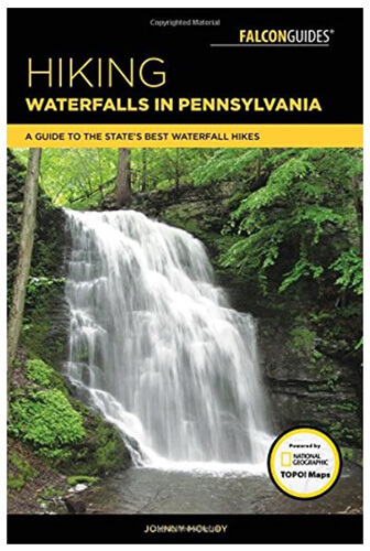 Hiking Waterfalls in Pennsylvania - featuring nearly 40 photos by Rusty Glessner