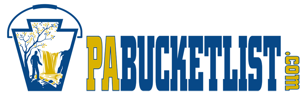 PA Bucket List logo - the home of Rusty Glessner's landscape photography and Pennsylvania travel blog