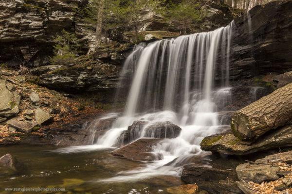 B. Reynolds Falls, Ricketts Glen State Park