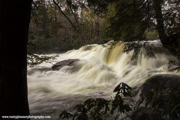 Cascades Falls, Meadow Run, Ohiopyle State Park