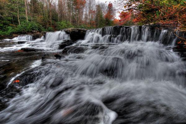 Cascades Falls, Ohiopyle State Park.