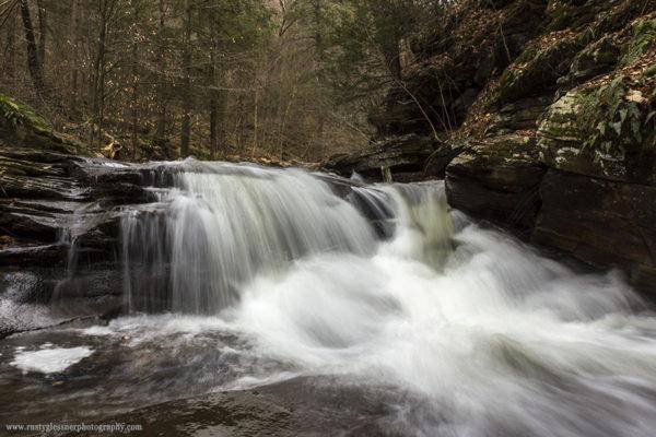 Conestoga Falls, Ricketts Glen State Park