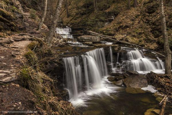 Delaware Falls, Ricketts Glen State Park