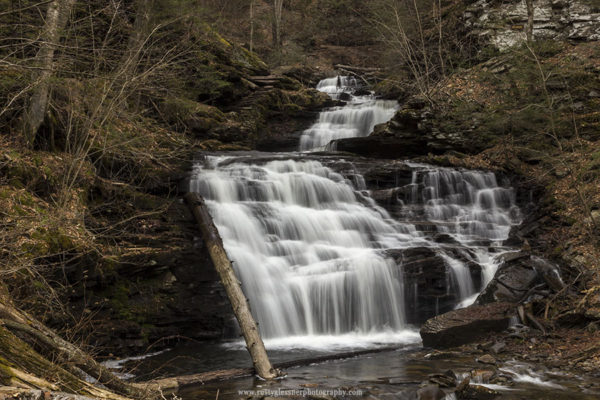 Mohican Falls, Ricketts Glen State Park