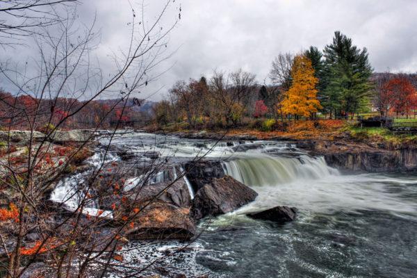 Ohiopyle Falls, Ohiopyle State Park.