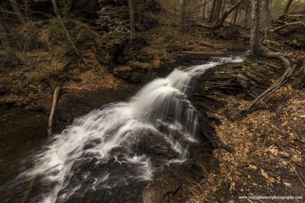 Onondoga Falls, Ricketts Glen State Park