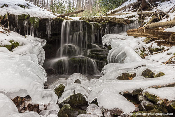 Panther Hollow Falls, Sproul State Forest, Centre County, PA.