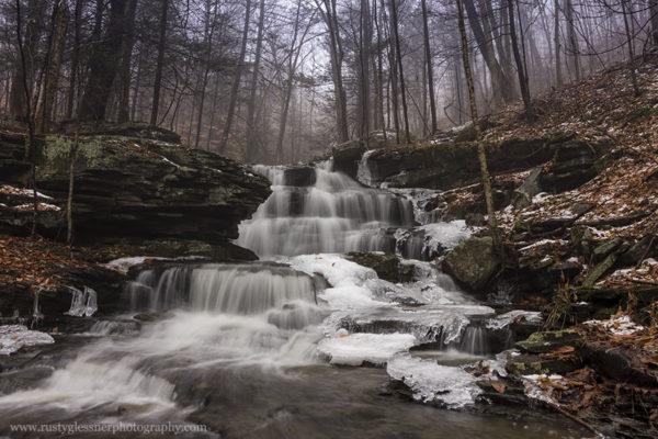 Pigeon Run Falls #2, SGL 13, Sullivan County, PA