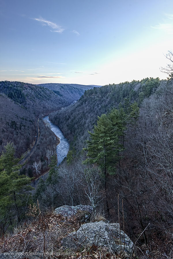 Pine Creek Gorge, Colton Point State Park, Tioga County