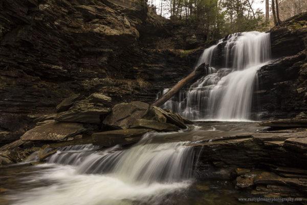 Shawnee Falls, Ricketts Glen State Park