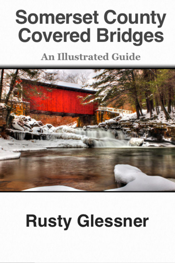 Somerset County Covered Bridges: An Illustrated Guide book cover