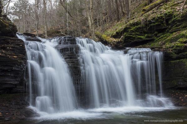 Wyandot Falls, Ricketts Glen State Park