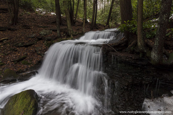 Yost Run Falls, Sproul State Forest, Centre County - 4.8.2015